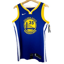 Camiseta Kevin Durant Icon Edition Swingman (Golden State Warriors)