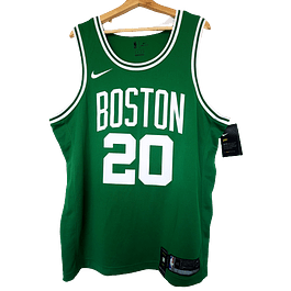 Camiseta Gordon Hayward Icon Edition Swingman (Boston Celtics)