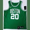 Camiseta Gordon Hayward Icon Edition Swingman (Boston Celtics)