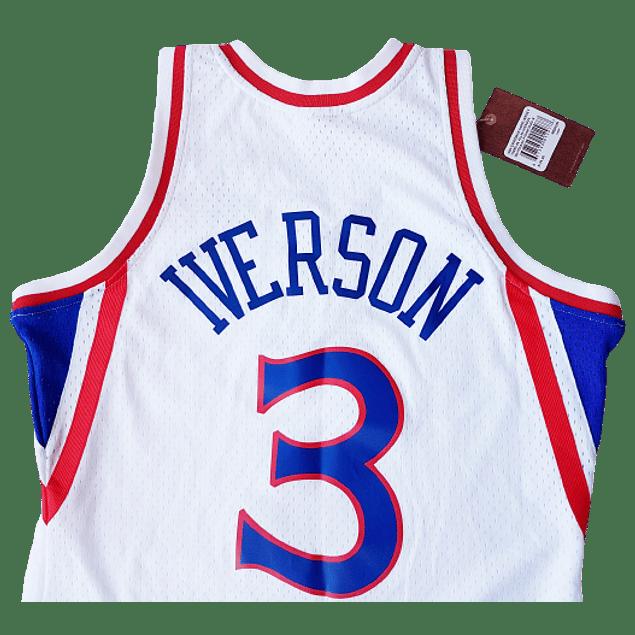 Camiseta Allen Iverson HWC Swingman (Philadelphia 76ers)