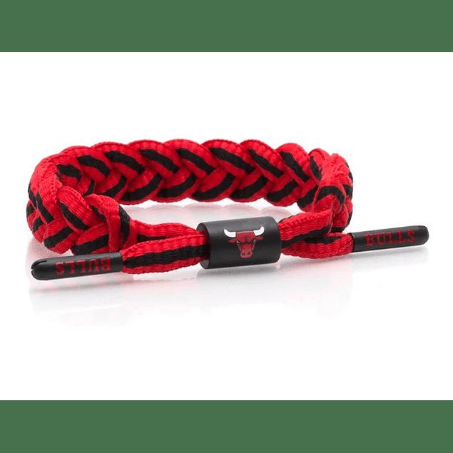 Pulseras cordón trenzada EQUIPOS