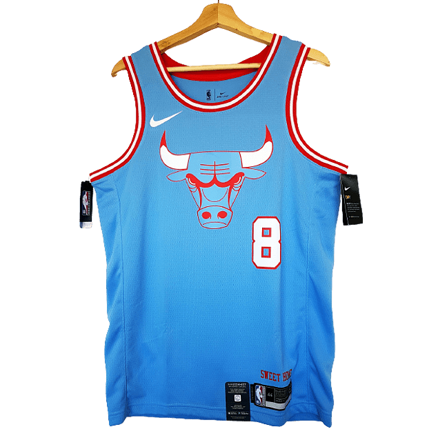 Camiseta Zach Lavine City Edition Swingman (Chicago Bulls)