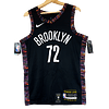 Camiseta Biggie City Edition Swingman (Brooklyn Nets)