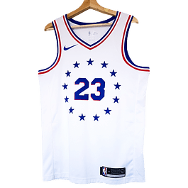 Camiseta Jimmy Butler Earned City Edition Swingman (Philadelphia 76ers)