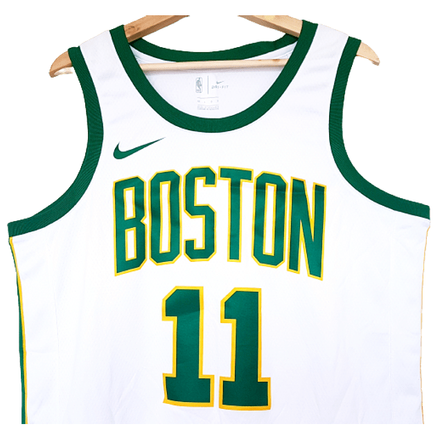 Camiseta Kyrie Irving City Edition Swingman (Boston Celtics)