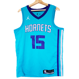 Camiseta Kemba Walker Icon Edition Swingman (Charlotte Hornets)