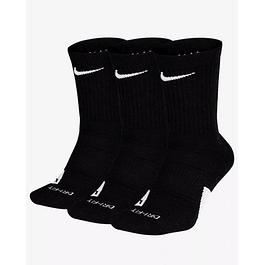 Calcetines Nike Elite Crew - Pack de 3 pares