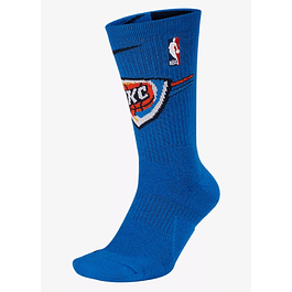 Calcetines NBA Oklahoma City Thunder Nike Elite