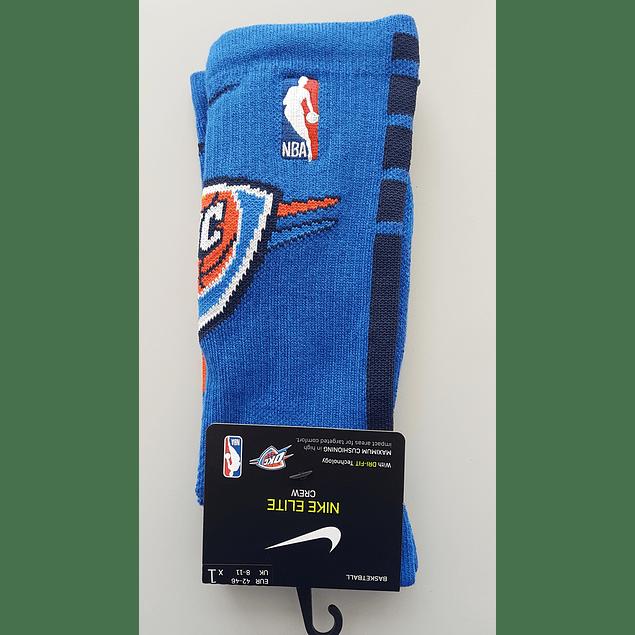 Calcetines NBA Oklahoma City Thunder Nike Elite
