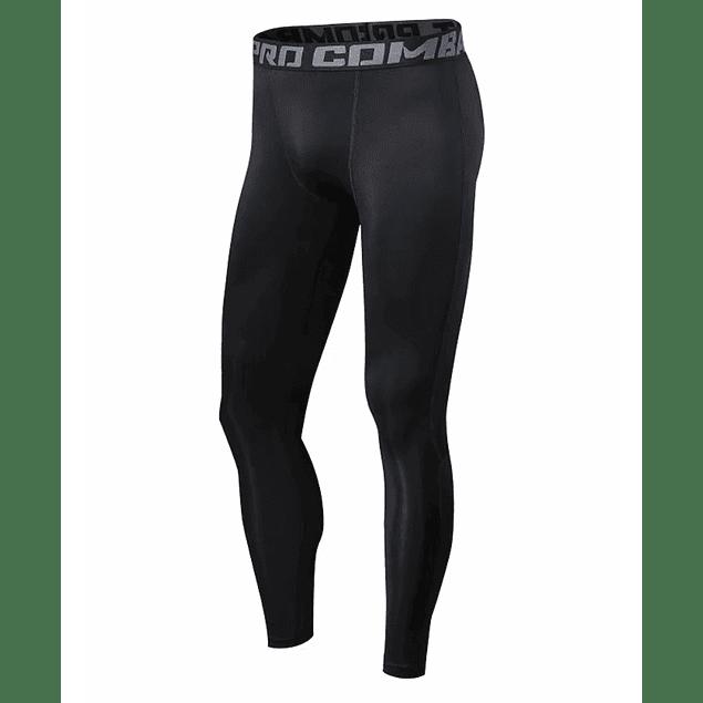Calzas Largas de Compresión Pro Combat