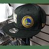 Gorro Snapback New Era Golden State Warriors Champions 17'