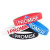 Pulseras I Promise