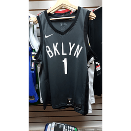 Camiseta D'Angelo Russell Statement Edition Swingman (Brooklyn Nets)