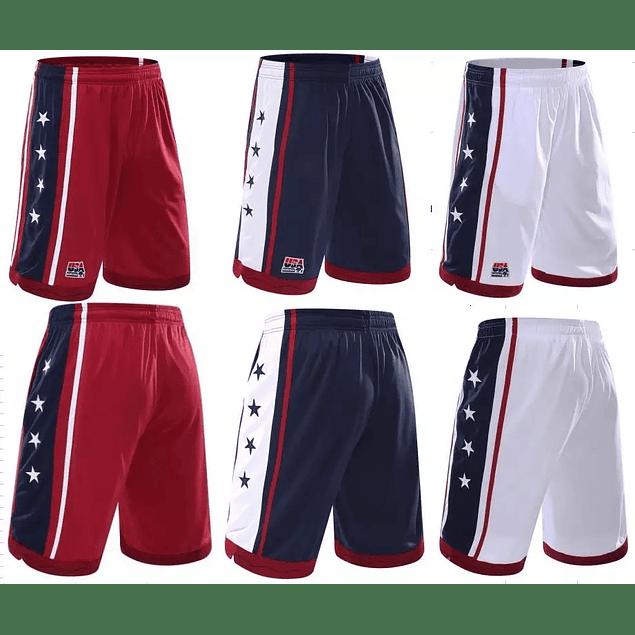 Shorts de Basketball Team USA