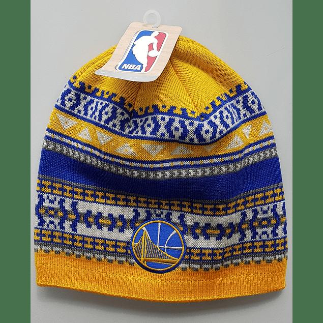 Gorro Beanie Golden State Warriors Adidas