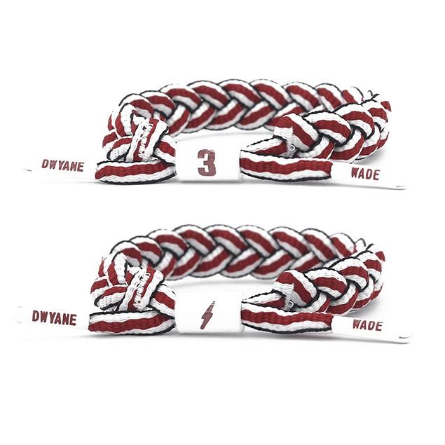 Pulseras cordón trenzada
