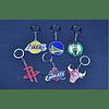 Llaveros NBA Metal de Color