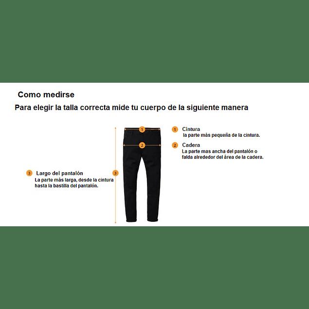 Calza 3/4 de compresión con rodilleras