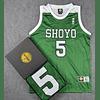 Camiseta Slam Dunk Hanagata Shoyo (Estampada)