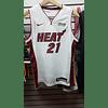 Camiseta ORIGINAL Hassan Whiteside Miami Heat NIÑOS