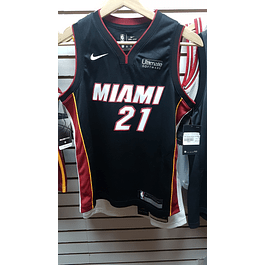 Camiseta ORIGINAL Hassan Whiteside Miami Heat NIÑOS (reacondicionada)
