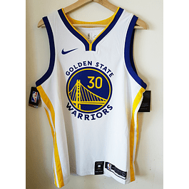 Camiseta Stephen Curry Icon Edition Swingman (Golden State Warriors)