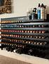 PREVENTA - Method Tattoo System Slat Wall 32cm x 98cm