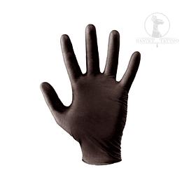 Guante Nitrilo Negro
