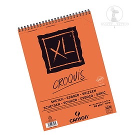 Croquera XL Croquis Canson A4