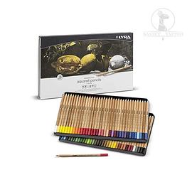 Lápices Artísticos Rembrandt Aquarell 72 Colores