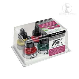 Tinta Acrílica Colores Primarios Daler Rowney