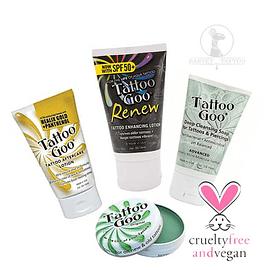 Pack Full de Cuidado Tattoo Goo Aftercare