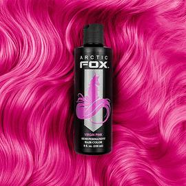 Virgin Pink 4oz - Arctic Fox Semi-Permanent Hair Colors