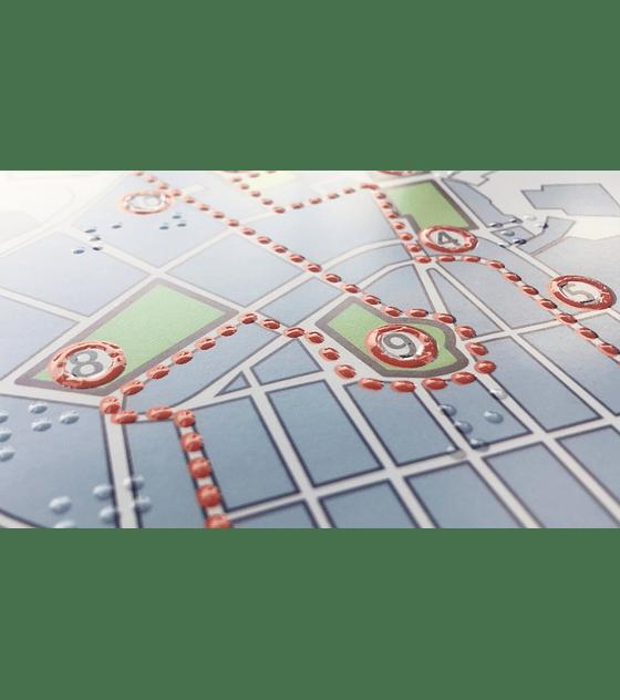 Mapas Turísticos Inclusivos