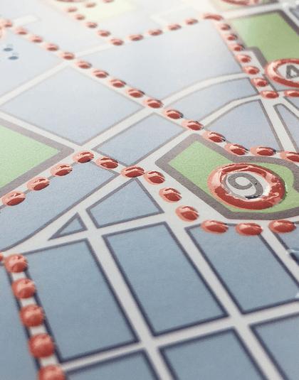 Mapa Accesible - Map´s Voice (A PEDIDO)