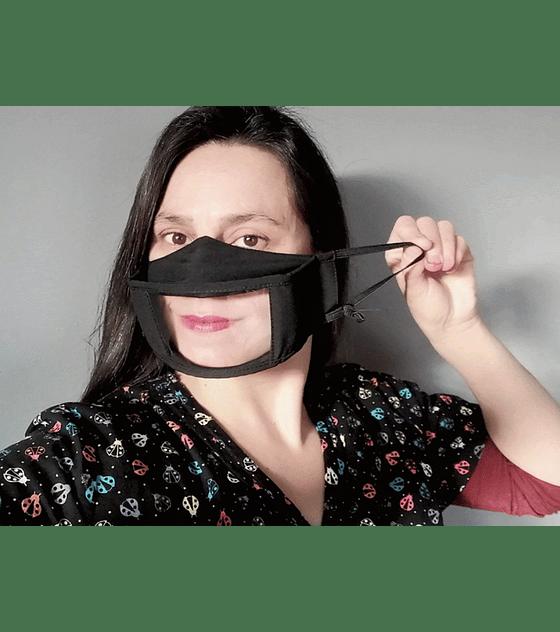 Mascarilla Inclusiva Certificada