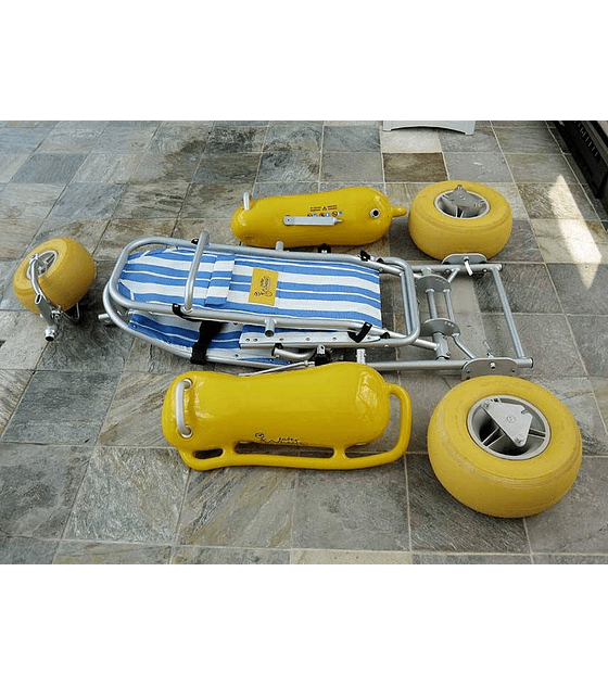 Silla Anfibia | WaterWheels®