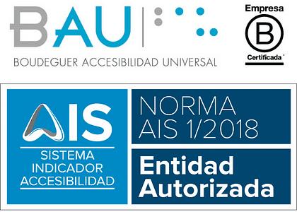 BAU Accesibilidad trae a Chile la Certificación Internacional AIS,