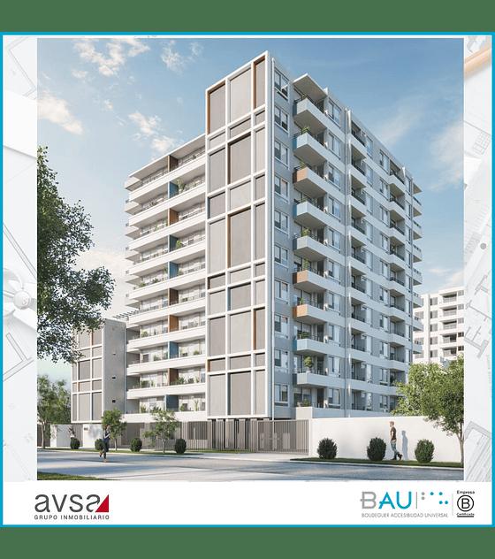VINTAGE - Inmobiliaria AVSA (1D + 1B)