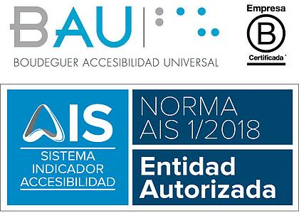 BAU Accesibilidad, nueva Entidad Autorizada AIS