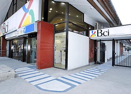 Programa BCI Accesible de Banco BCI