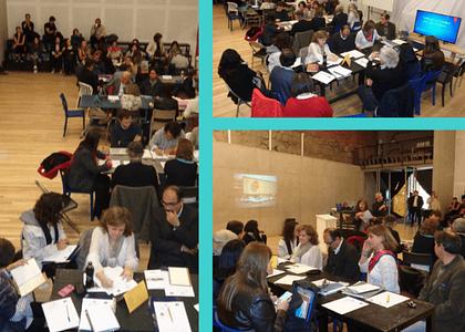 Informe y Conclusiones III Jornada de  Accesibilidad Universal en Bienal de Arquitectura de Chile