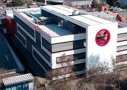 Centro Rehabilitaciones Teletón Santiago