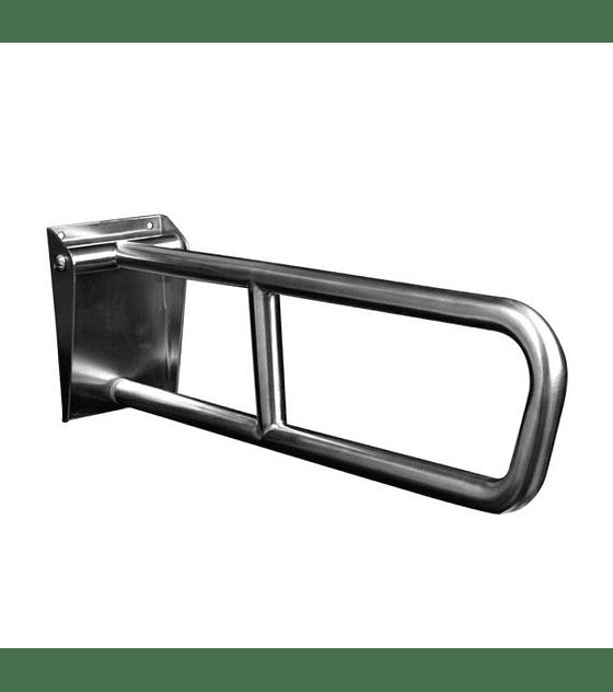 Barra Abatible Acero Inoxidable 80 cm