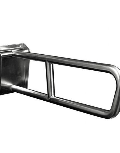 Barra Abatible Acero Inoxidable 80 cm   OFERTA valor NETO