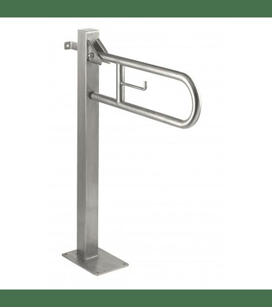 Barra Abatible Acero con Pedestal | OFERTA valor NETO