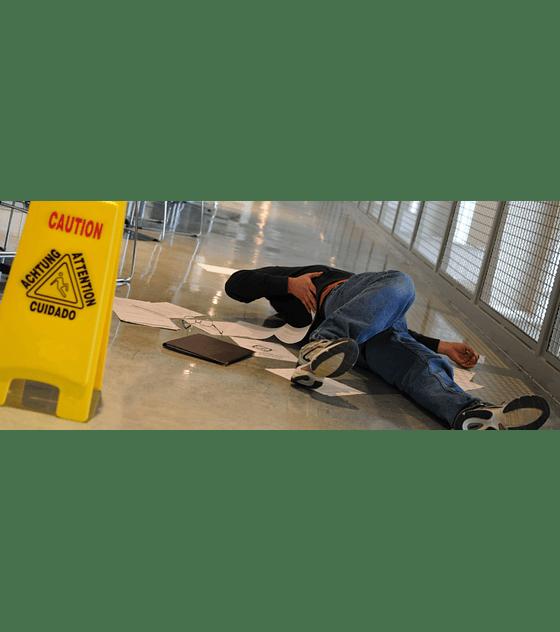Tratamiento Antideslizante para pavimentos