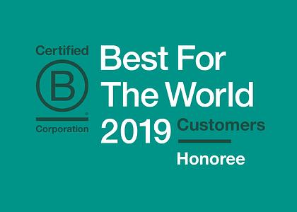 """BAU Accesibilidad nuevamente reconocida como """"Best For The World"""" de Empresas B - 2019"""