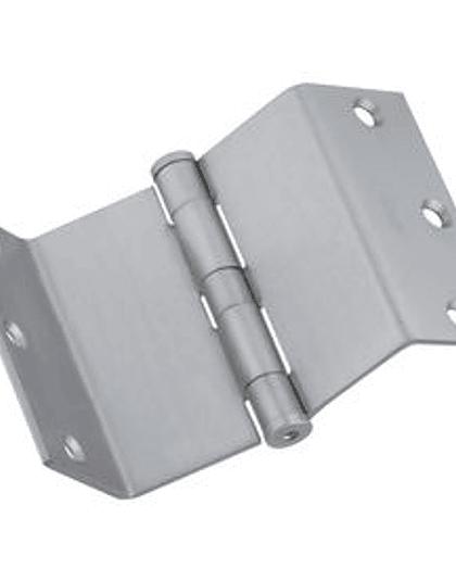Bisagra puerta extensible 90º BAU + STANLEY