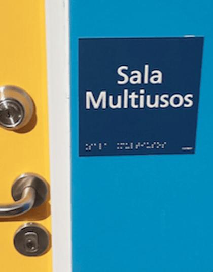 Señalética Mural Inclusiva
